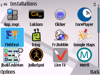FishText Icon