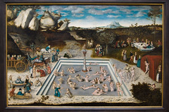 "Lucas Cranach ""The Fountain Of Youth"""