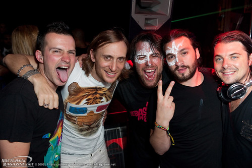 Swedish House Mafia & David Guetta