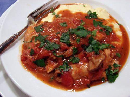 Dinner:  February 22, 2009