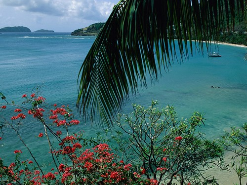 Friendship Bay, Bequia Island, St. Vincent