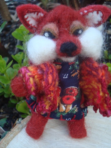 Florette Forest Fox by you.