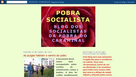 http://pobrasocialista.blogspot.com/