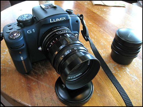 Panasonic G1 & Friends (by StarbuckGuy)