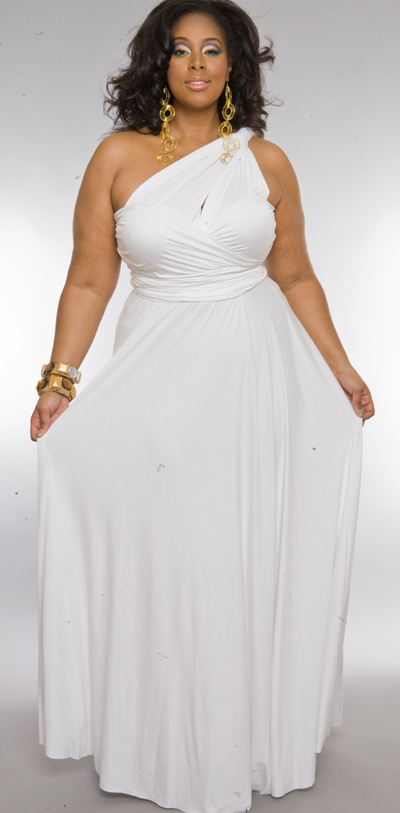 Monif c white dress shirt
