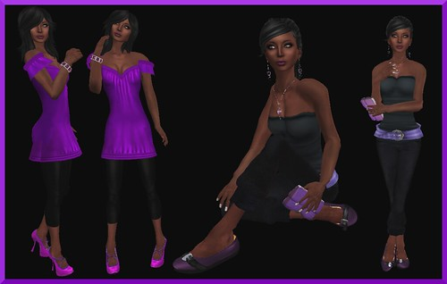 Purple RFL Goodness  by you.