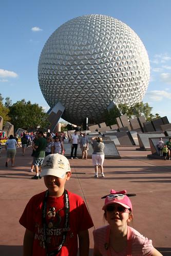 Disney Day 2 - Epcot