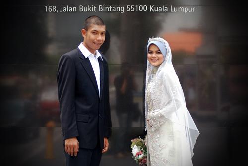 Maya & Modi - Pre Wedding - Street Shoot Jalan Bukit Bintang