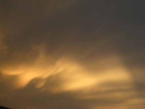 Sunset & Clouds