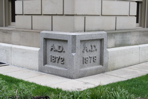 Cornerstone of the State Capitol