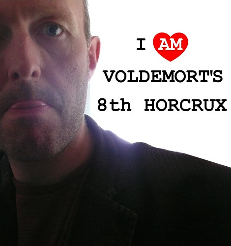 240 of 365: I am Lord Voldemort's Eigth Horcrux