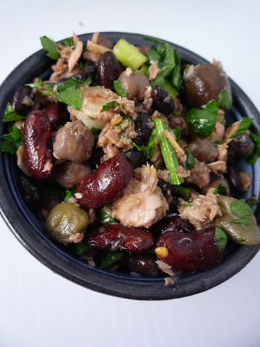 Tuna Bean Salad by you.