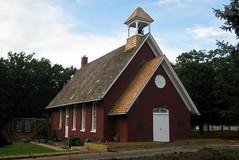 NJ - Florham Park: Little Red Schoolhouse