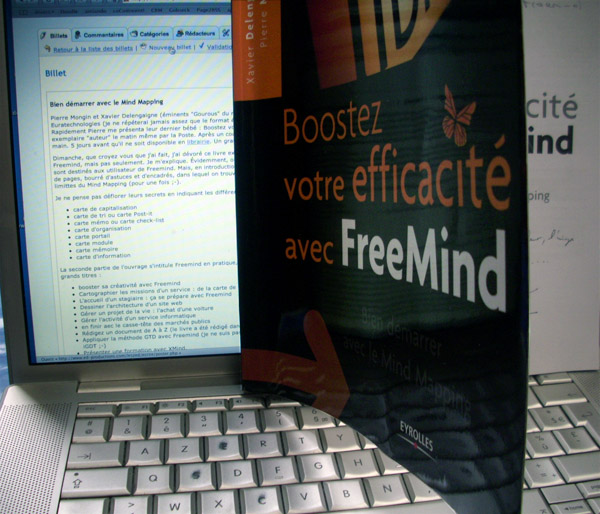 Boostez votre efficacité avec FreeMind