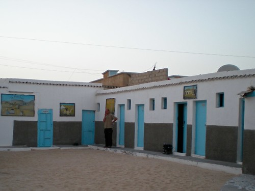 Our cells in Nouadhibou