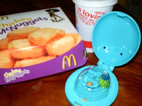 McDonald's Happy Meal Tamagochi