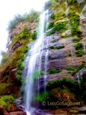 Bomod-ok Falls, also known as Big Falls