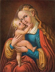 Gnadenbild Maria Hilf