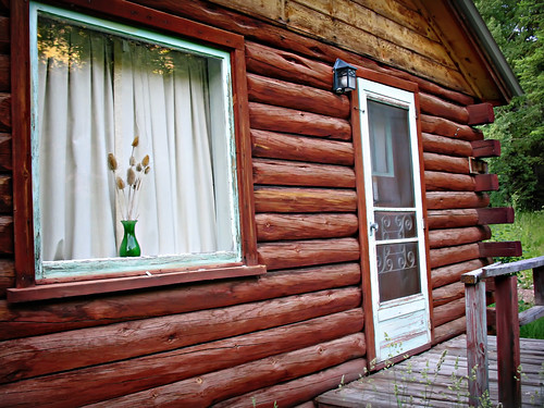 cabin2 by Caroline Beth