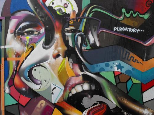 Amazing Turk Street Mural 6