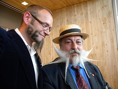 World Beard and Moustache Championship - Rolan...