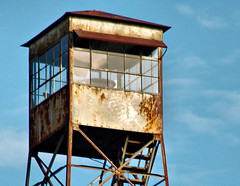 Duncan Lookout Tower Cab