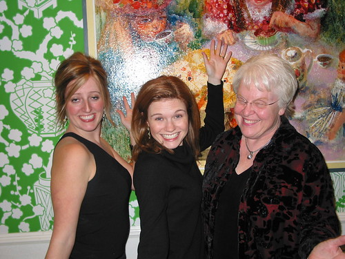 Me, Chrysi, & Mom in 2002