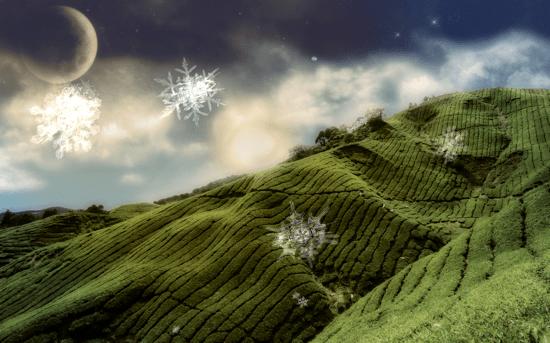 Snowfall Screensaver