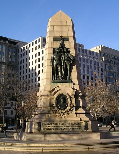 Stephenson Grand Army of the Republic Memorial