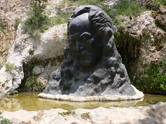 The Khalil Gibran museum at Bcharre in Lebanon