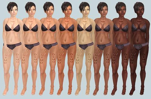 The Skinny on Genesis Eden Skins