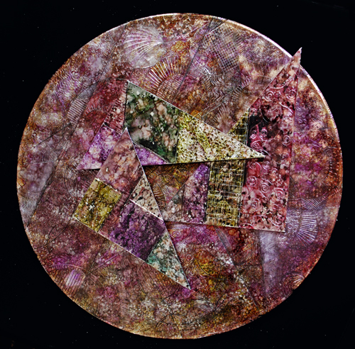art on record #1 - finished image (c) Lynne Medsker