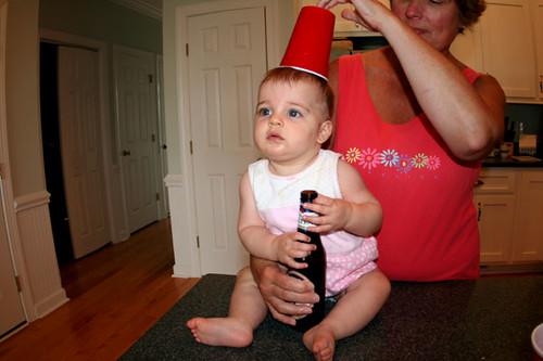 Baby McBeer Bottle