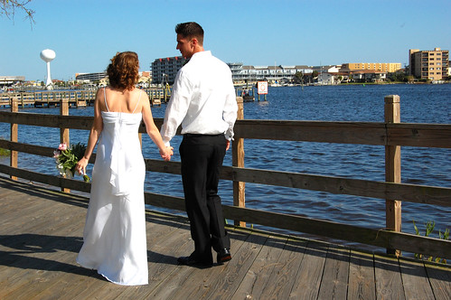 A Walk on the Pier by you.