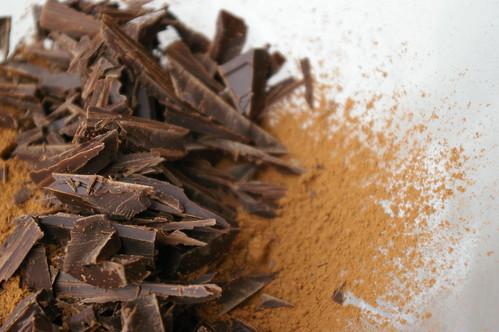 Chocolate and cocoa