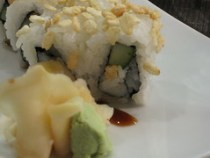 one flew south - crunch roll close up 2