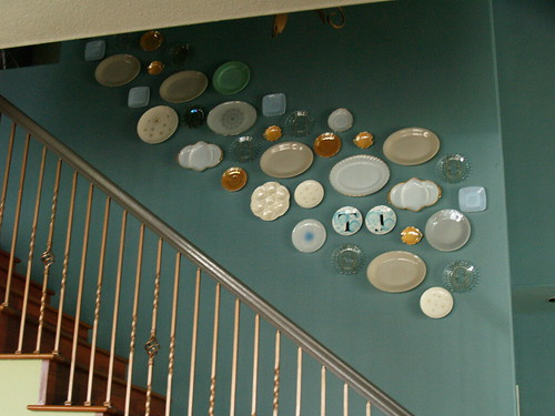 Plate Wall Full View