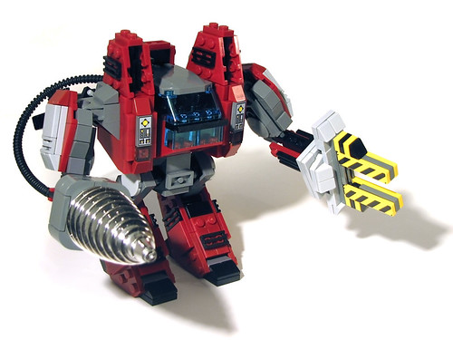 LEGO StarCraft II SCV