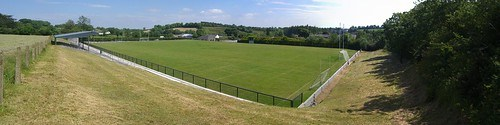 Rockcorry GAA - view from the corner