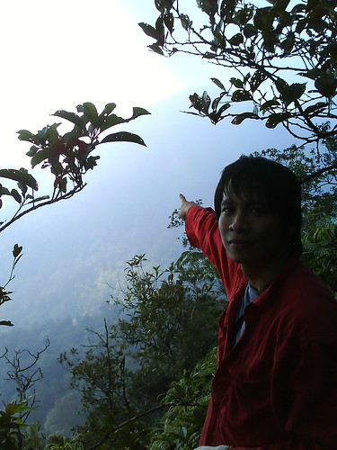 ME AT SALAK VIEW
