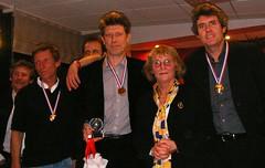 TCP champion de France +45