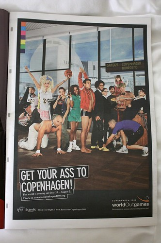 Get your ass to Copenaghen!