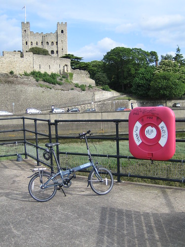 Dahon, Castle and Safety
