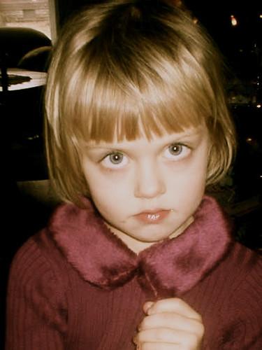 4 year old Naomi