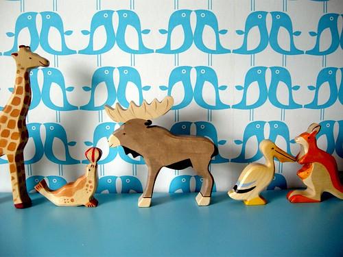 Isak Wallpaper