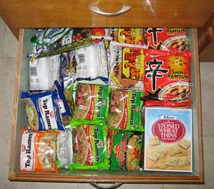 ramen drawer