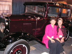Vintage Car Muirhead