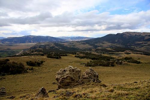 Looking south to Cerro Sol (© 2009 clasticdetritus.com)