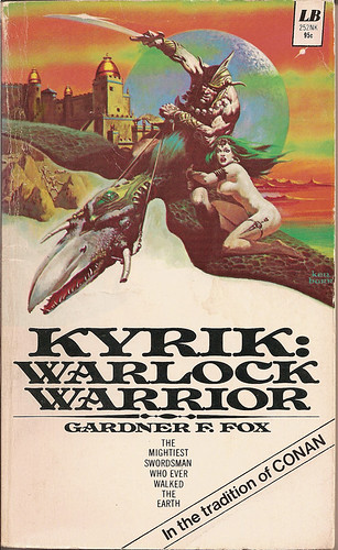 Kyrik: Warlock Warrior (1975)