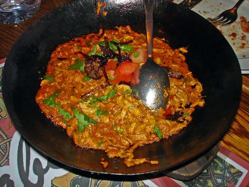 Chicken Keema